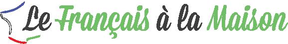 Le français à la maison Logo