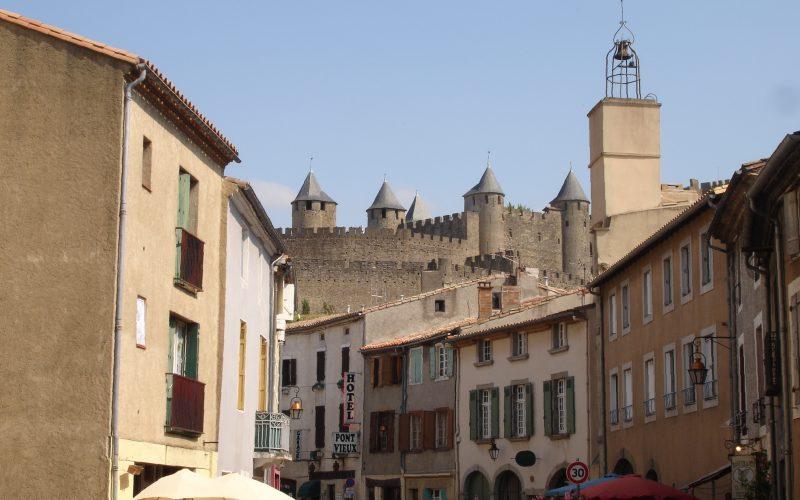 La Cité Médiévale, Carcassonne