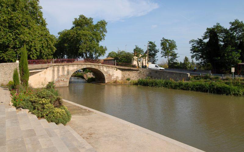 Le Canal du Midi, Carcassonne